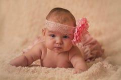 Baby girl Fotografía de archivo