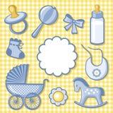 Bebé accesory Fotos de archivo libres de regalías