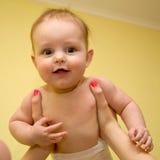 Bebé adorable imágenes de archivo libres de regalías