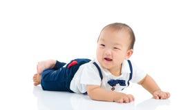 Bebé asiático Foto de archivo