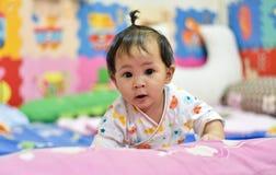 Bebé asiático fotos de stock