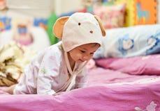 Bebé asiático imagens de stock