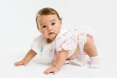 Bebé bonito Fotografía de archivo