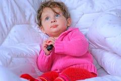 Bebé bonito Foto de Stock Royalty Free