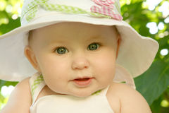 Bebé bonito Imagen de archivo
