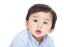 Bebé de Asia fotografía de archivo