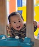 Bebé de China Fotos de archivo
