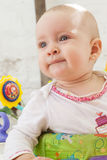 Bebé de Curte fotos de archivo libres de regalías