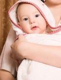 Bebé de la belleza fotos de archivo