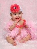 Bebé de la manera Imagenes de archivo