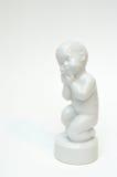 Bebé de la porcelana imagenes de archivo