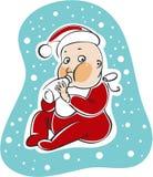 Bebé de Santa libre illustration