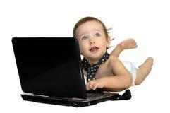 Bebé del asunto Foto de archivo