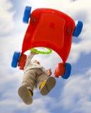 Bebé del cielo foto de archivo libre de regalías