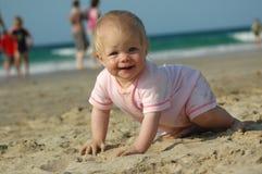 Bebé del día de fiesta Imagen de archivo libre de regalías