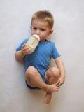 Bebé del muchacho Fotografía de archivo libre de regalías