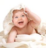 Bebé del pequeño niño foto de archivo libre de regalías