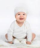 Bebé del pequeño niño imagenes de archivo