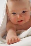 Bebé después del baño #11 imágenes de archivo libres de regalías