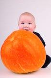 Bebé divertido Fotos de archivo
