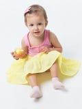 Bebé dos años de edad Imagen de archivo libre de regalías