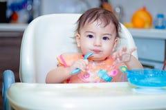 Bebé e Imagen de archivo libre de regalías