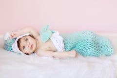 Bebé en capullo Imagen de archivo libre de regalías