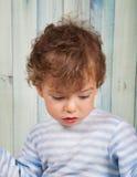 Bebé en el pj Imagenes de archivo