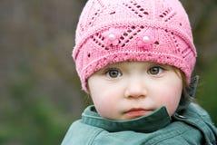 Bebé en parque Fotos de archivo libres de regalías