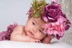 Bebé encantador foto de archivo