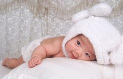 Bebé encantador Fotografía de archivo libre de regalías