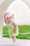 Bebé encantador Imágenes de archivo libres de regalías