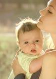 Bebé engraçado imagens de stock royalty free