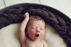 ¡Bebé estupendo! Foto de archivo libre de regalías