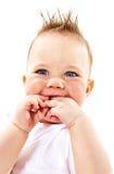Bebé feliz Imagem de Stock