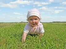 Bebé feliz Imagenes de archivo