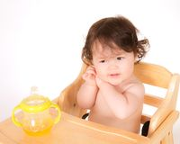Bebé feliz Imagen de archivo