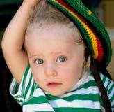Bebé feliz Imagens de Stock Royalty Free