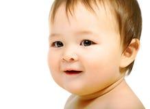 Bebé feliz adorable. foto de archivo libre de regalías