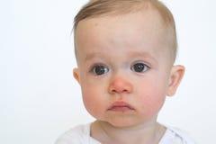 Bebé hermoso Fotos de archivo