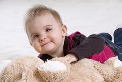 Bebé lindo Imagen de archivo