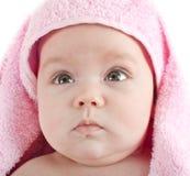 Bebé lindo Fotos de archivo libres de regalías