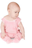 Bebé lindo Imagenes de archivo
