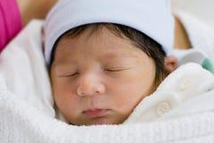 Bebé novo Foto de Stock Royalty Free