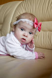 Bebé pensativo Fotos de archivo libres de regalías