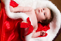 Bebé pequeno Fotografia de Stock Royalty Free
