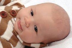 Bebé pequeno Imagens de Stock
