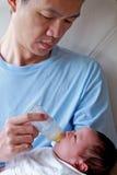 Bebé que introduce imágenes de archivo libres de regalías