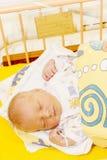 Bebé recém-nascido imagem de stock royalty free