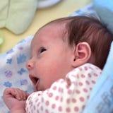 Bebé recién nacido Imagenes de archivo